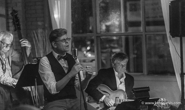 Dean Holin and Walker House Jazz Club Quartet September 16 2016 image by ©kerry JARVISCBBC 2016 Friday September 16 2016 image by ©kerry JARVIS-122-edit