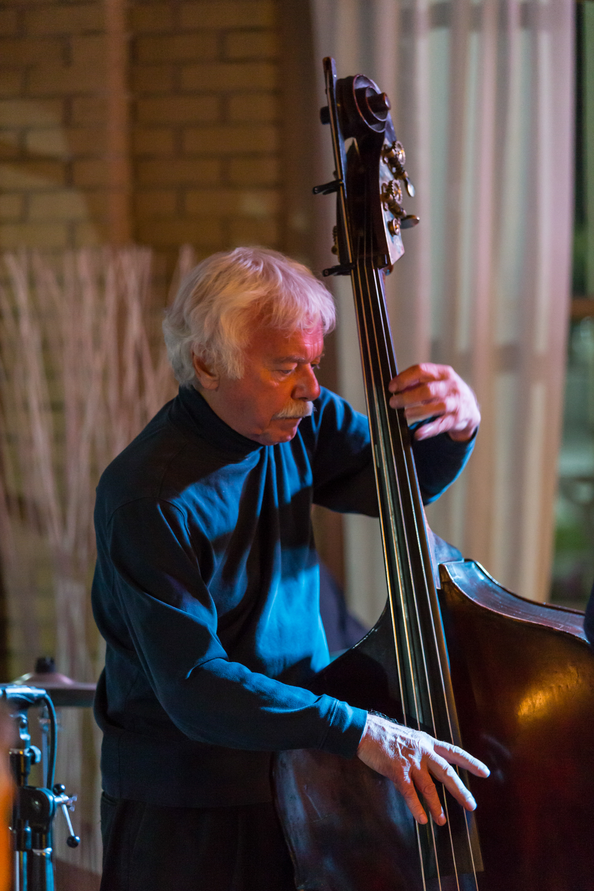 Walker House Jazz Club Quartet with Russ LittleBig Band Celebration Septermber 11 2015 images by ©kerry JARVIS_-364